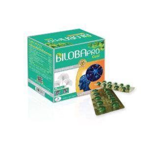 BilobaPro Gold Hộp 100 Viên - Hỗ Trợ Cải Thiện Tuần Hoàn