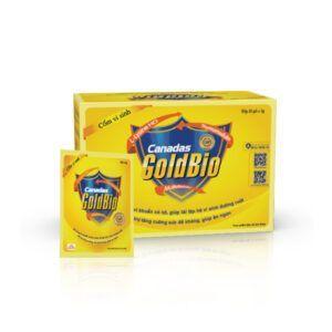 Canadas GoldBio Hộp 30 Gói - Bổ Sung Lợi Khuẩn Đường Ruột