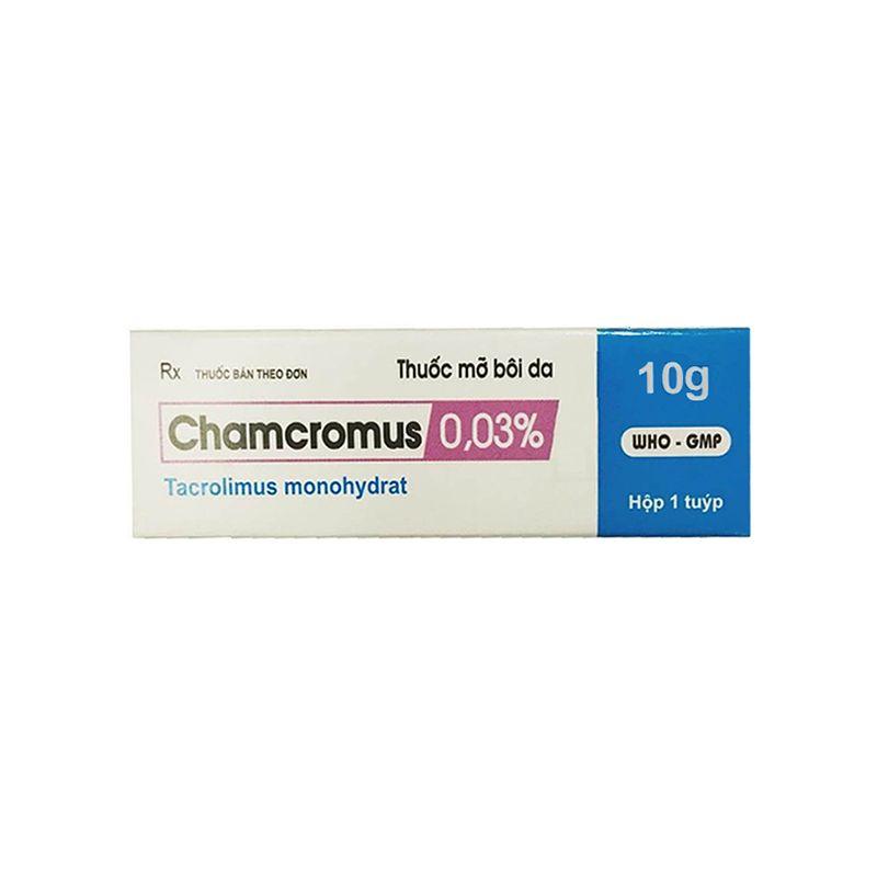 Chamcromus 0.03 Tuýp 10g