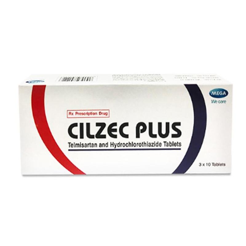 Cilzec Plus hộp 30 viên