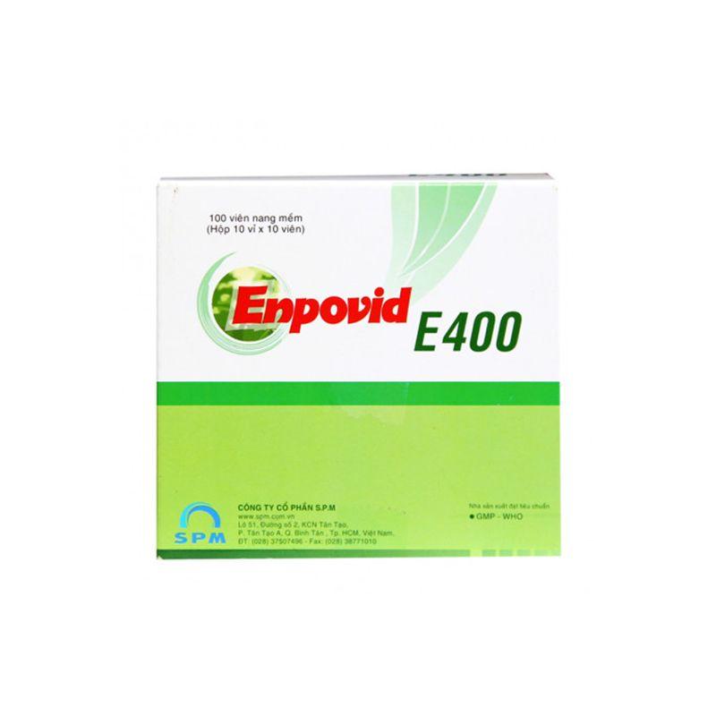 Enpovid E400 Hộp 100 Viên
