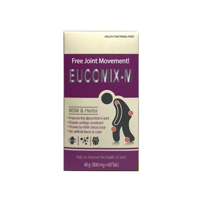Eucomix M hộp 60 viên