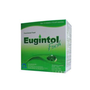 Eugintol Fresh Hộp 100 Viên