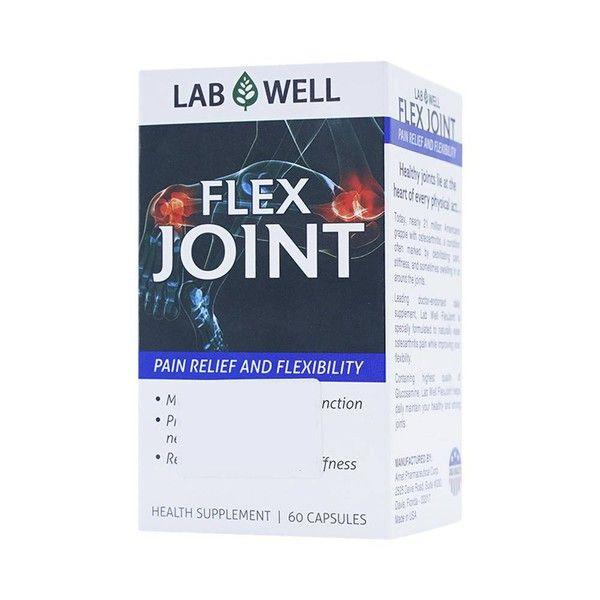 Flex Joint Lọ 60 Viên - Hỗ Trợ Điều Trị Bệnh Khớp
