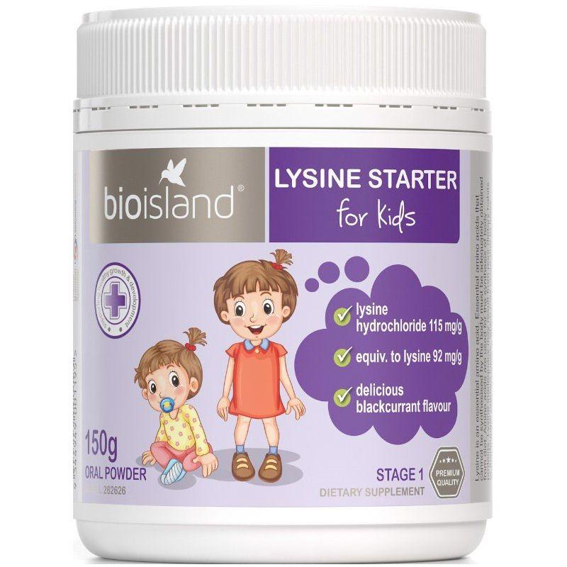 Lysine Starter For Kids Hộp 150g