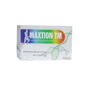Maxtion Hộp 60 Viên - Bảo Vệ Gan Trong Quá Trình Điều Trị Ung Thư