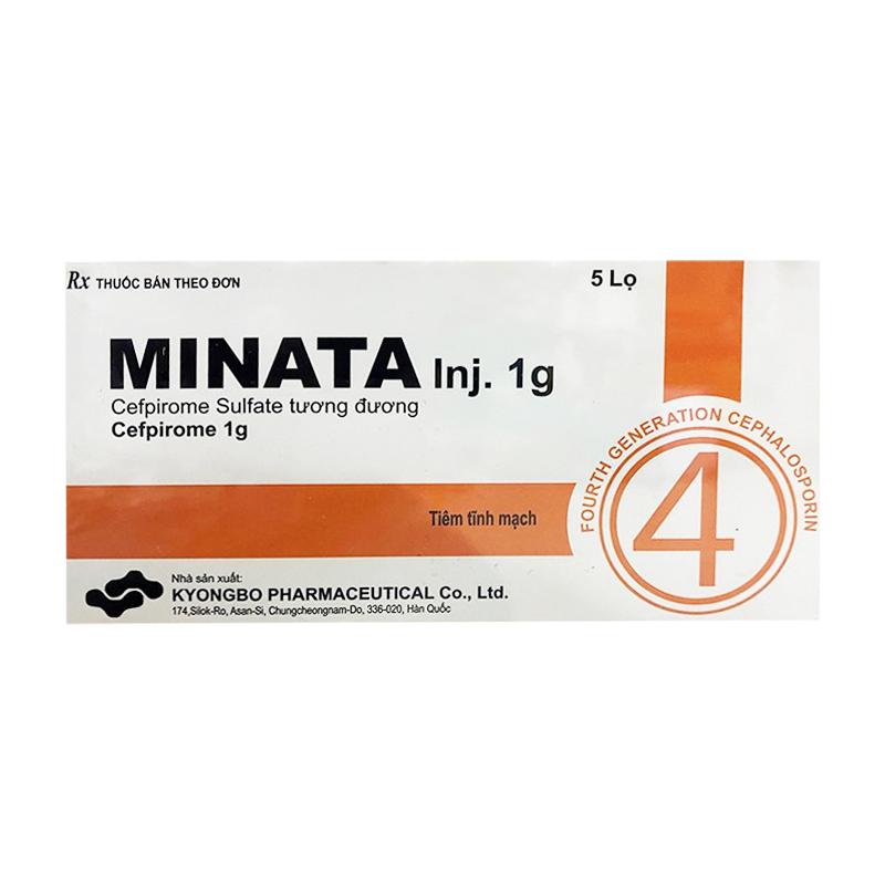 Minata Inj 1g