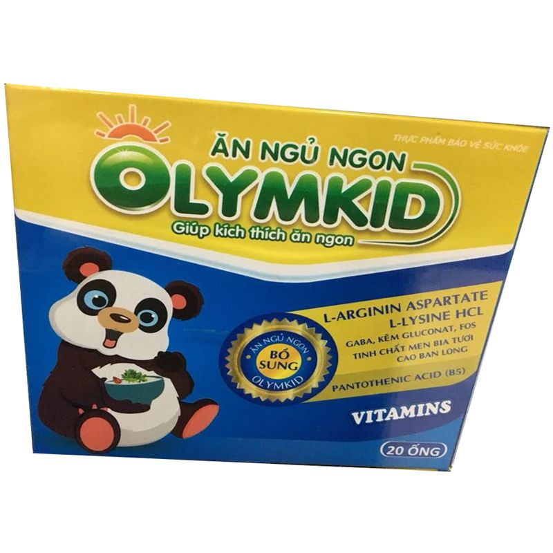 Olymkid Hộp 20 Ống