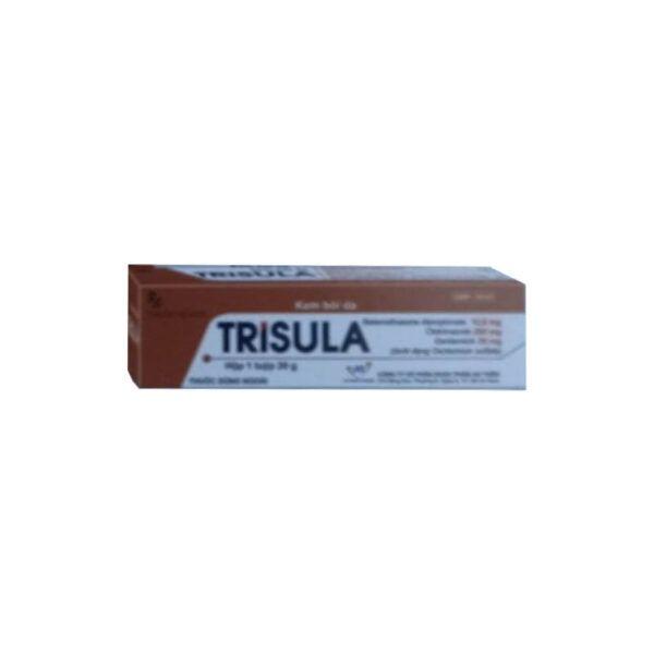 Trisula Tuýp 20g - Điều Trị Viêm Ngoài Da
