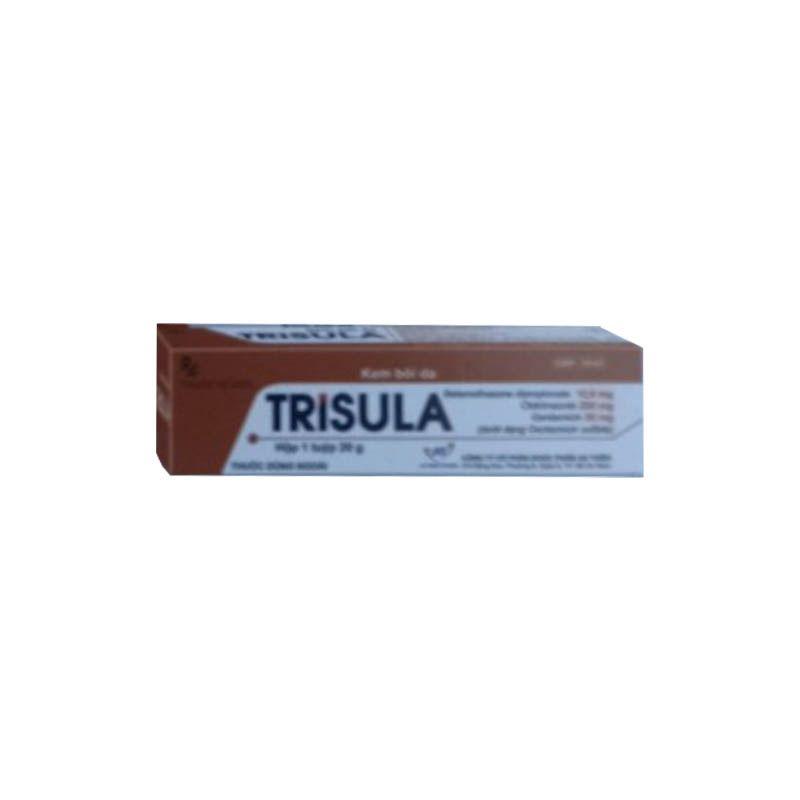 Trisula tuýp 20g