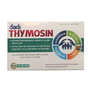 Dadi Thymosin Hộp 30 Viên - Tăng Cường Sức Đề Kháng Cho Cơ Thể