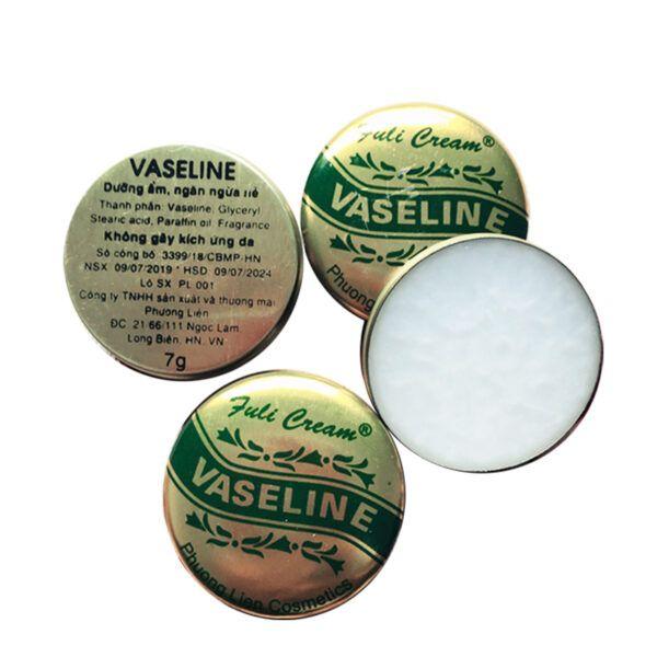 Vaseline Phương Liên Lọ 7g - Dưỡng Ẩm, Ngăn Ngừa Nẻ