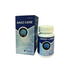 Nago Care Hộp 30 viên - Phòng ngừa và hỗ trợ điều trị tai biến