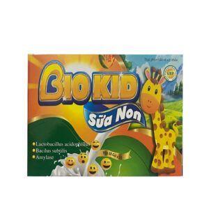 BioKid Sữa Non Hộp 30 Gói - Bổ Sung Lợi Khuẩn, Acid Amin, Khoáng Chất Và Các Vitamin