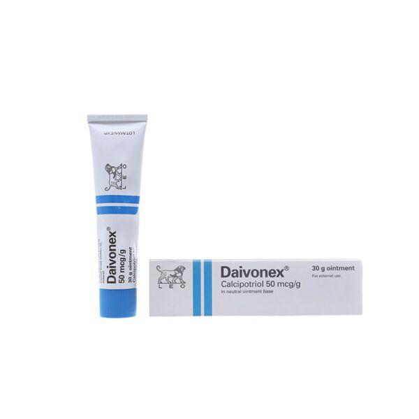 Thuốc Mỡ Daivonex Tuýp 30g - Điều Trị Bệnh Vảy Nến