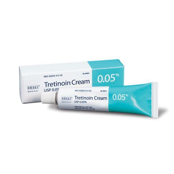 Tretinoin 0.05 Tuýp 20g - Cải Thiện Các Vấn Đề Làn Da bạn