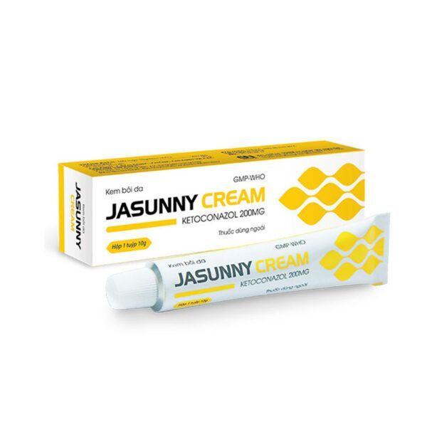 Jasunny Cream Tuýp 10g - Thuốc Kháng Nấm