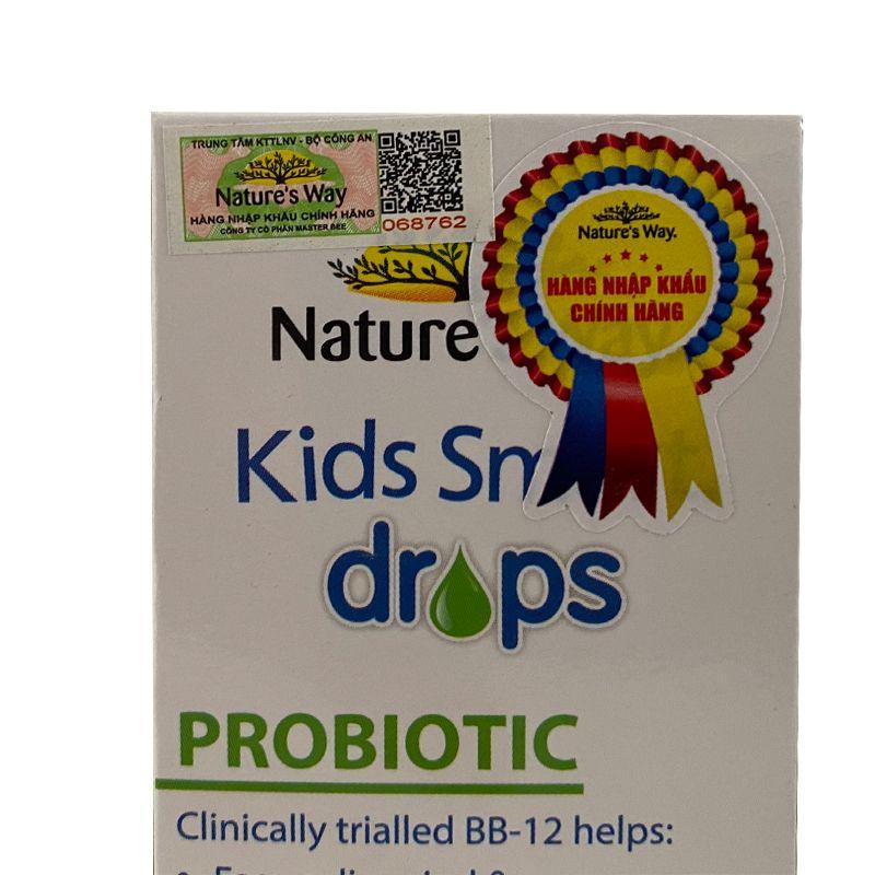Kid Smart Drops Probiotic