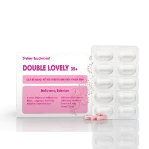 Double Lovely 35 Hộp 30 Viên - Cân Bằng Nội Tiết Tố