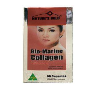 Bio Marine Collagen Lọ 90 Viên - Giúp Xóa Nhòa Dấu Vết Của Thời Gian