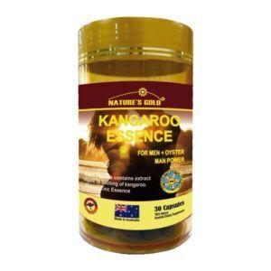 Kangaroo Essence Lọ 30 Viên - Hỗ Trợ Bồi Bổ Sức Khỏe, Tráng Dương Bổ Thận