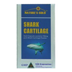 Shark Cartilage Hộp 160 Viên - Phục Hồi Duy Trì Xương Khớp