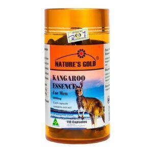Kangaroo Essence Lọ 110 Viên - Hỗ Trợ Bồi Bổ Sức Khỏe, Tráng Dương Bổ Thận