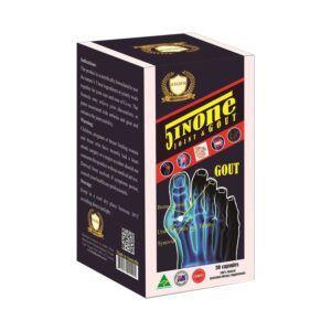 Joint & Gout 5 In 1 Lọ 30 Viên - Hỗ Trợ Điều Trị Gút