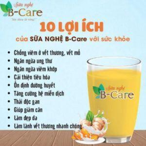 B Care Hộp 15 Gói - Thực Phẩm Dùng Cho Chế Độ Ăn Đặc Biệt