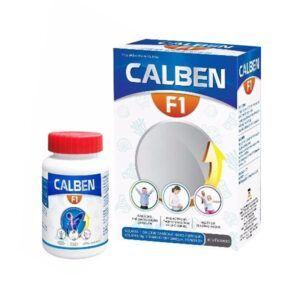 Calben F1 Hộp 30 Viên - Giúp Bổ Sung Canxi, Vitamin D3 Cho Cơ Thể