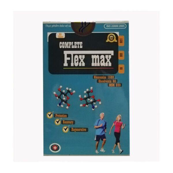 Flex Max Hộp 60 Viên - Hỗ Trợ Cải Thiện Hoạt Động Khớp