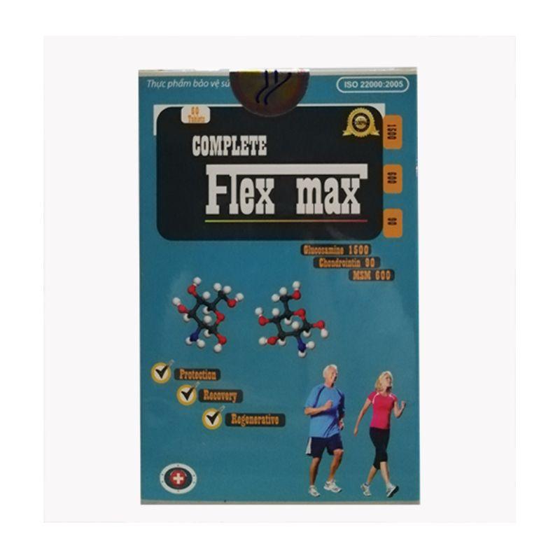 Flex Max Hộp 60 Viên - Viên Uống Bổ Xương Khớp