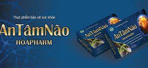 An Tâm Não Hoapharm Hộp 30 Viên - Hõ Trợ Hoạt Huyết, Tăng Cường Tuần Hoàn Máu Não