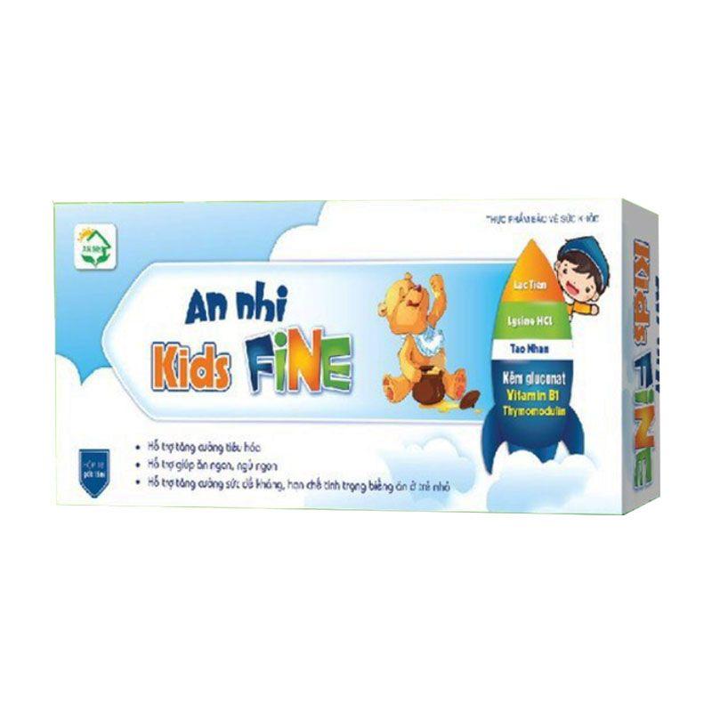 An Nhi Kids Fine Hộp 20 Ống