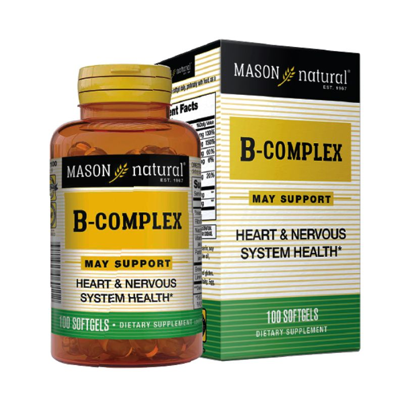 B Complex Hộp 100 Viên - Tăng Cường Sức Khỏe Tổng Thể