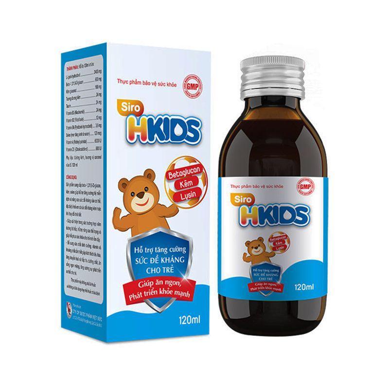 Hkids Lọ 120ml - Bổ Sung Vitamin Và Khoáng Chất