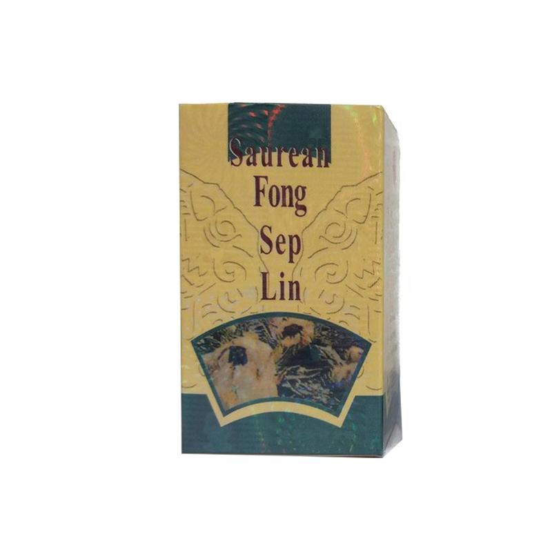 Saurean Fong Sep Lin Hộp 30 Viên - Tuyết Liên Phong Thấp Linh
