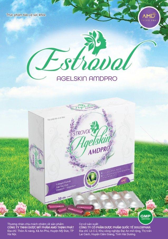 Estrovol Tăng Cường Sinh Lý Nữ