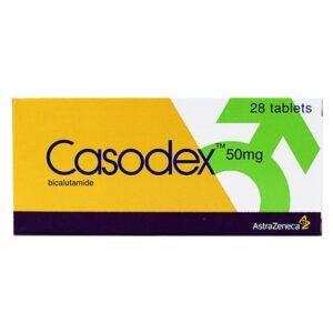Thuốc Điều Trị Ung Thư Tiền Liệt Tuyến Casodex Hộp 28 Viên