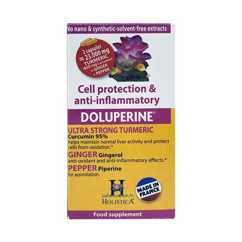 Doluperine Lọ 30 Viên - Thực Phẩm Bảo Vệ Sức Khỏe