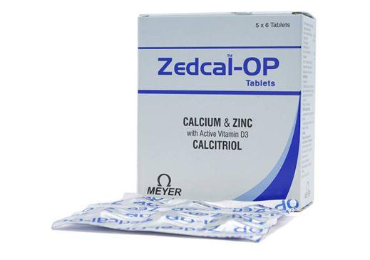 Zedcal-OP Hộp 30 Viên - Điều Trị Loãng Xương
