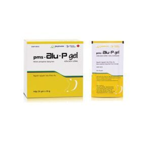 Alu - P Gel Hộp 26 Gói - Thuốc Kháng Acid Dạ Dày