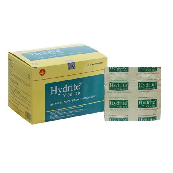 Hydrite Tablet Hộp 100 Viên - Bổ Sung Nước, Chất Điện Giải