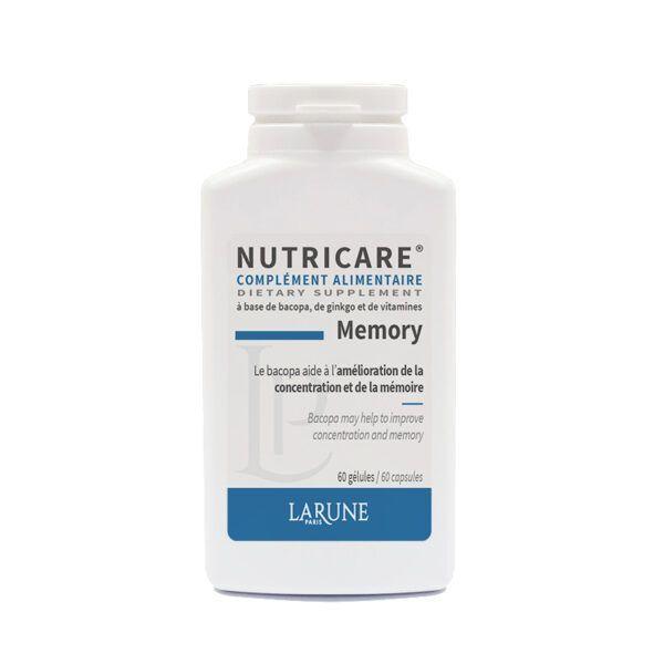 Nutricare Memory Lọ 60 Viên - Hỗ Trợ Cải Thiện Tuần Hoàn Não