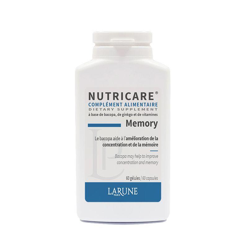 Nutricare Memory Lọ 60 Viên - Tăng Cường Tuần Hoàn Não