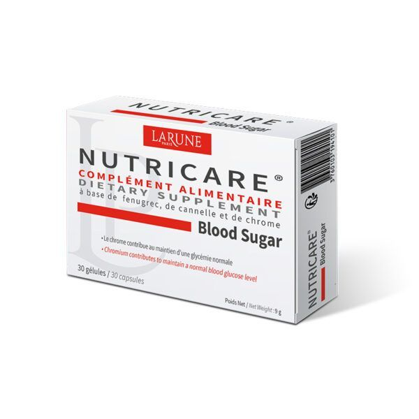 Nutricare Blood Sugar Hộp 30 Viên - Hỗ Trợ Cải Thiện Đường Huyết
