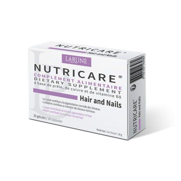 Nutricare Hair And Nails Hộp 30 Viên - Hỗ Trợ Cải Thiện Tóc Và Móng