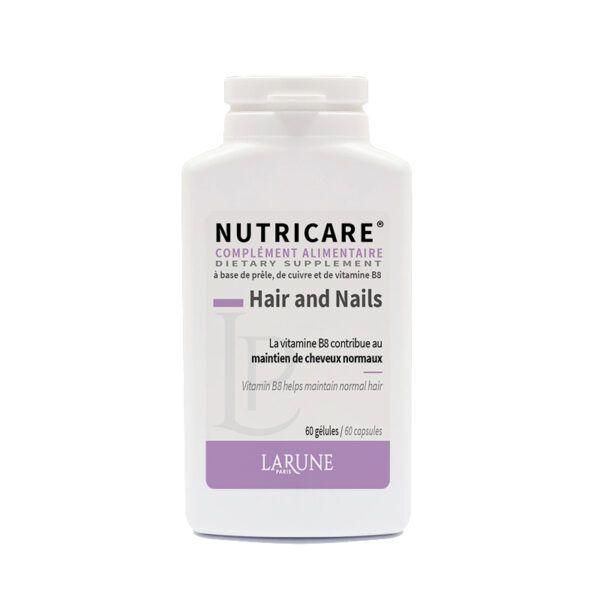 Nutricare Hair And Nails Hộp 60 Viên - Hỗ Trợ Cải Thiện Tóc Và Móng