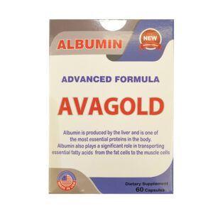 Avagold Hộp 60 Viên - Giúp Bồi Bổ Cơ Thể, Giảm Mệt Mỏi
