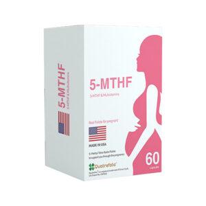 5-MTHF - Hộp 60 Viên - Giảm Nguy Cơ Sinh Non